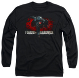 Long Sleeve: The Dark Knight Rises - Forged in Darkness Shirts