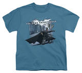 Youth: The Dark Knight Rises - Batarang Throw T-Shirt