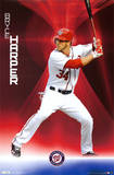 Washington Nationals Bryce Harper 2012 Posters