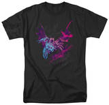 The Dark Knight Rises - Batarang (Pink) T-shirts