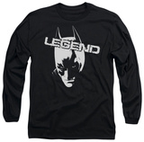 Long Sleeve: The Dark Knight Rises - Legend T-Shirt