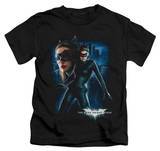 Youth: The Dark Knight Rises - Catwoman T-shirts