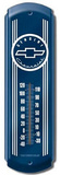 Geniune Chevrolet Chevy Car Indoor/Outdoor Thermometer Plechová cedule