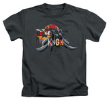 Youth: The Dark Knight Rises - Gothic Knight T-shirts