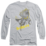 Long Sleeve: The Dark Knight Rises - Left Hook T-Shirt