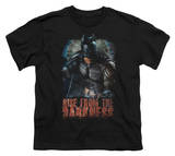 Youth: The Dark Knight Rises - Rise From the Darkness Shirts