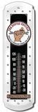 Busted Knuckle Garage Indoor/Outdoor Weather Thermometer Plaque en métal