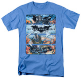 The Dark Knight Rises - Shattered Glass T-Shirt