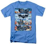 The Dark Knight Rises - Shattered Glass Shirt