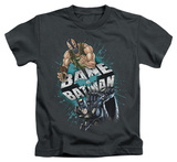 Youth: The Dark Knight Rises - Bane vs Batman T-shirts