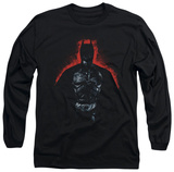 Long Sleeve: The Dark Knight Rises - Into the Dark T-shirts