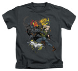 Youth: The Dark Knight Rises - Fight For Gotham Shirt