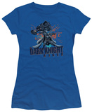 Juniors: The Dark Knight Rises - Batwing T-Shirt