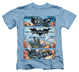 Youth: The Dark Knight Rises - Shattered Glass T-shirts