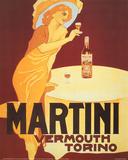 Martini Vermouth Torino Print