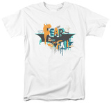 The Dark Knight Rises - No Fear T-Shirt