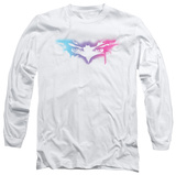 Long Sleeve: The Dark Knight Rises - Spray Cat T-shirts