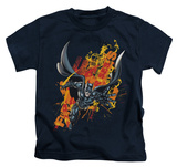 Youth: The Dark Knight Rises - The Fire Rises T-shirts