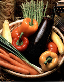 Vegetables Kitchen Cooking Posters