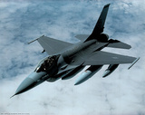F-16 Falcon (In Sky) Prints