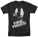 The Dark Knight Rises - Fire Rises T-Shirt