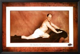 Seinfeld George The Timeless Art of Seduction TV Poster Print Prints