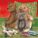 Kids Teddy Bears II Posters