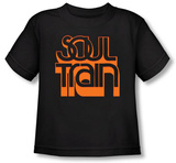 Toddler: Soul Train - Stretched Logo T-shirts
