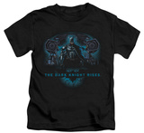 Youth: The Dark Knight Rises - Gothams Dark Knight T-shirts