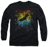 Long Sleeve: The Dark Knight Rises - Coming at You! T-Shirt