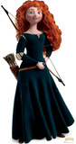 Merida - Disney / Pixar BRAVE Stand Up