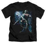 Youth: The Dark Knight Rises - Balttlefield Gotham T-Shirt
