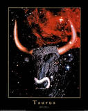 Astrology Horoscope (Taurus) Prints