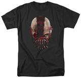 The Dark Knight Rises - Bane Mask T-shirts