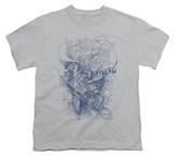 Youth: The Dark Knight Rises - Batman Character Study T-Shirt