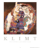 The Virgin La Jeune Fille Prints by Gustav Klimt