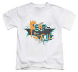 Youth: The Dark Knight Rises - No Fear T-shirts