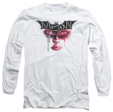 Long Sleeve: The Dark Knight Rises - Meow Catwoman T-Shirt