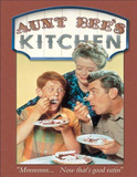 Aunt Bee's Kitchen Tin Sign