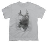Youth: The Dark Knight Rises - Bat Head T-Shirt