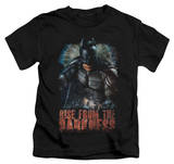 Youth: The Dark Knight Rises - Rise From the Darkness Shirt