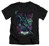 Youth: The Dark Knight Rises - Bat vs Bane T-shirts