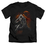 Youth: The Dark Knight Rises - Grungy Knight T-shirts