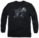 Long Sleeve: The Dark Knight Rises - Patrol the Skies T-Shirt