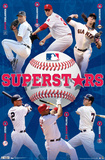 MLB Superstars 2012 Print