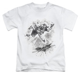 Youth: The Dark Knight Rises - Penciled Knight T-shirts