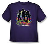 Youth: Soul Train - Soul Dancers T-Shirt