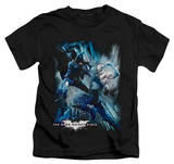 Youth: The Dark Knight Rises - Showdown T-shirts