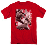 The Dark Knight Rises - Final Fight T-Shirt