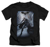Youth: The Dark Knight Rises - Crumbled Poster T-shirts